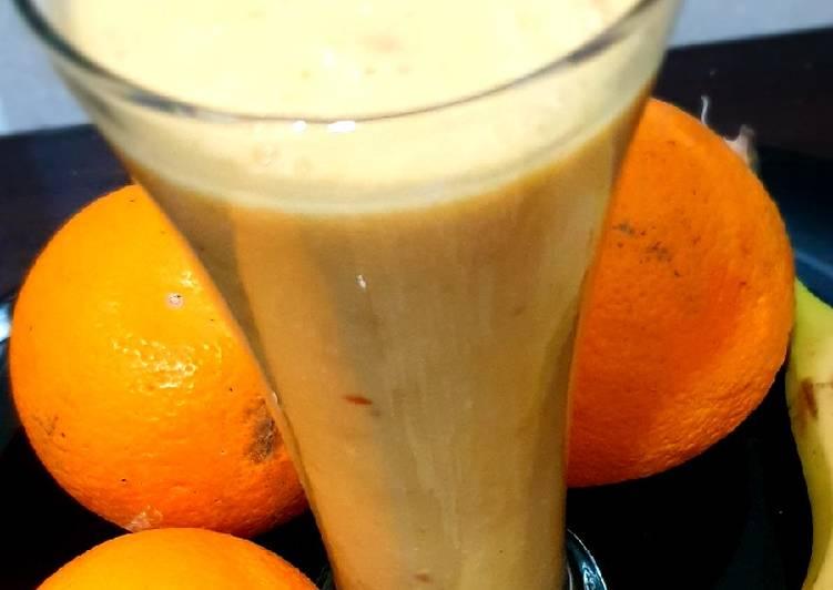 Simple Mix healthy juice