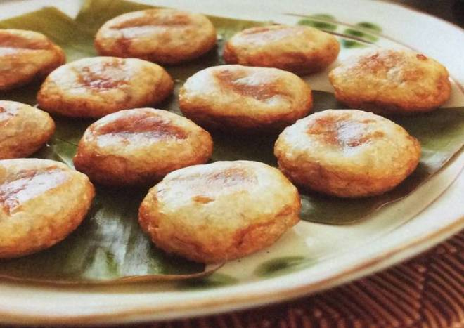 Fried yam balls