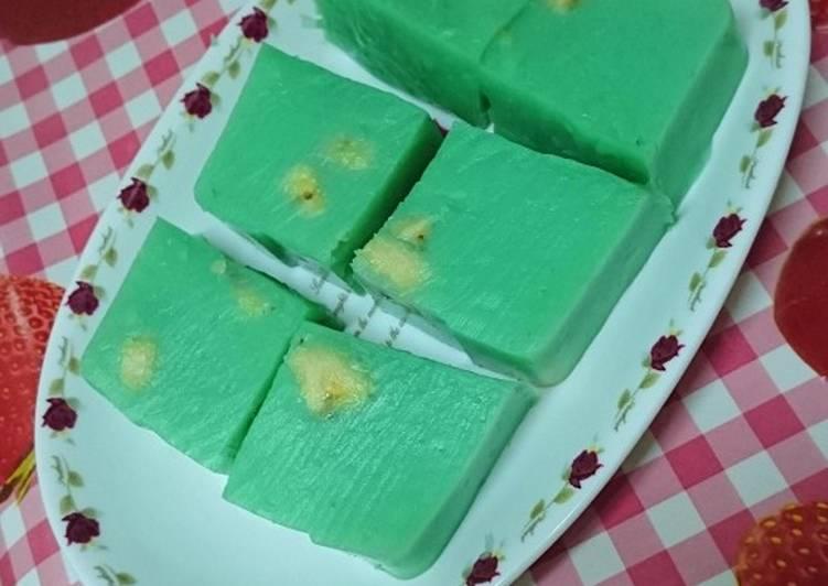 Hunkwee pudding