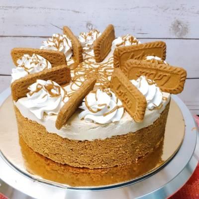 Cheesecake de galletas lotus ¡Sin horno!