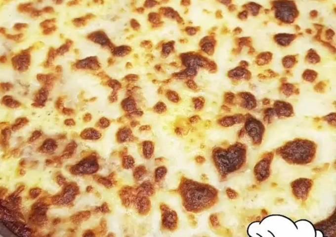 25 mins Italian Pizza