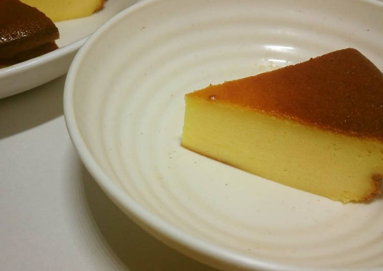 Cheesecake in Chef