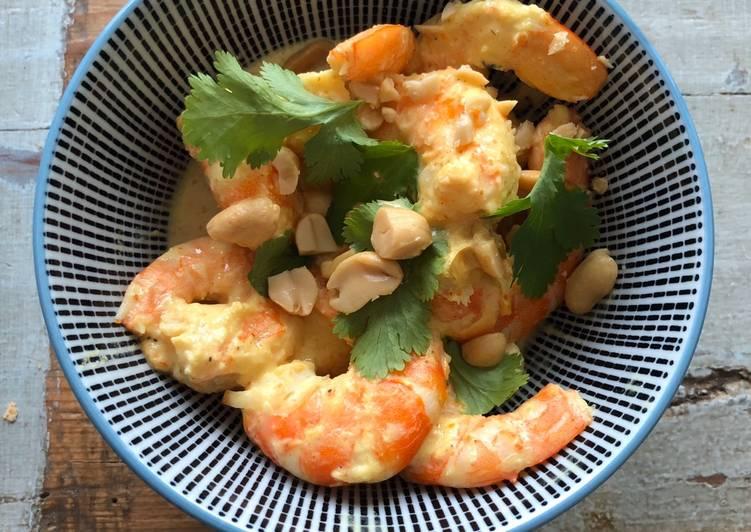 Crevettes à la Thaï 🇹🇭