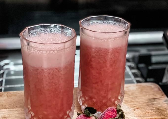 Low Carb: Pink Juice
