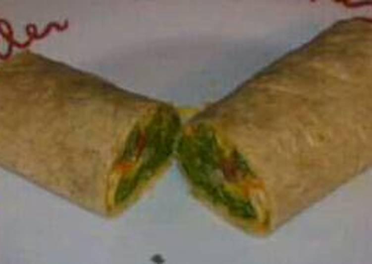 Vegetable Wrap