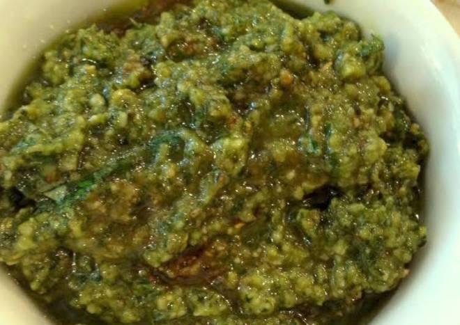 Creamy Pesto Pasta Sauce