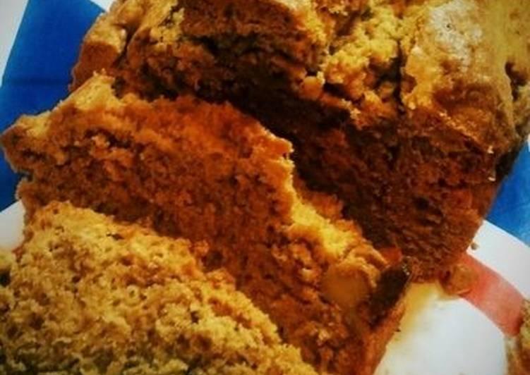 Cinnamon Ginger Pound Cake