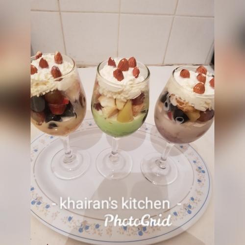 Fruits Dessert