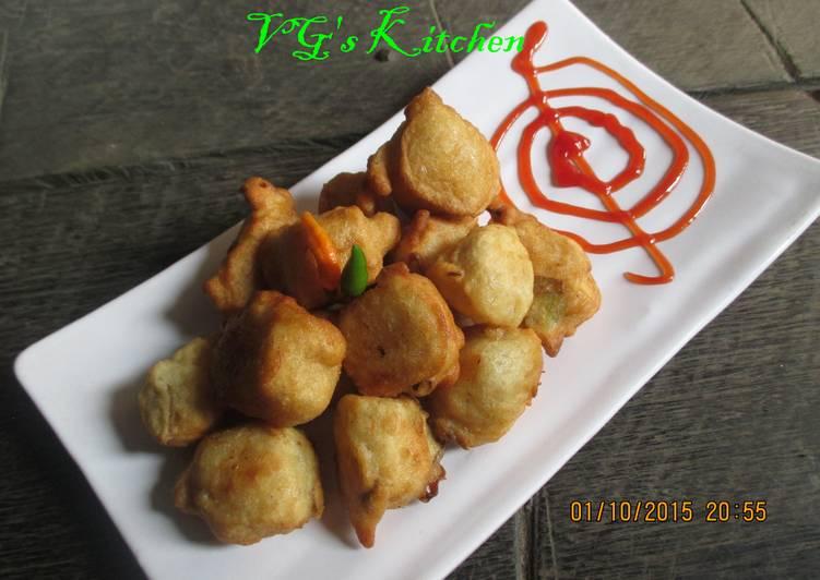 Fried Tofu Wrapped in Flour Batter (TAHU GORENG TEPUNG)