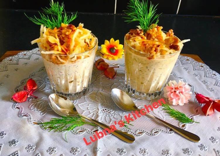 Apple pie oats