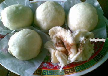 Resep Bakpao isi Ayam Bikin Ngiler