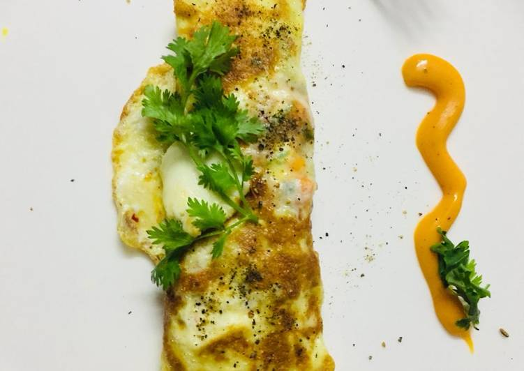 Quick jalapeno cheese egg roll