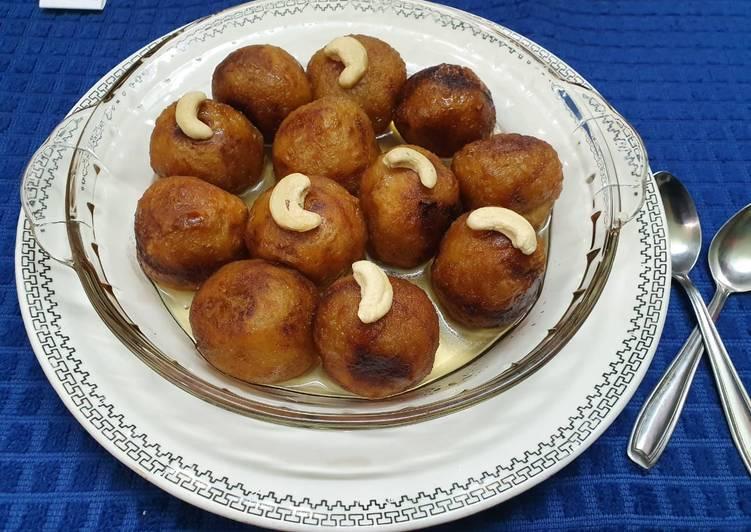 Sweet Potato Fried Dumplings
