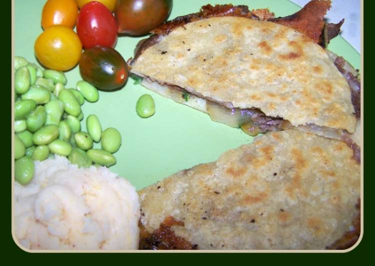 Quick and Easy Steak Quesadillas ~ Easily Gluten Free