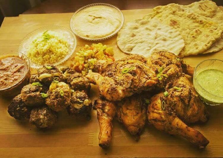 Full Turkish Lunch