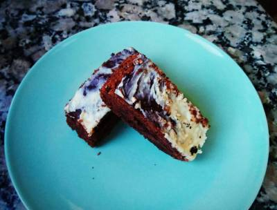 Receta del Brownie de Notting Hill