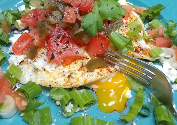 Tex-Mex Eggs