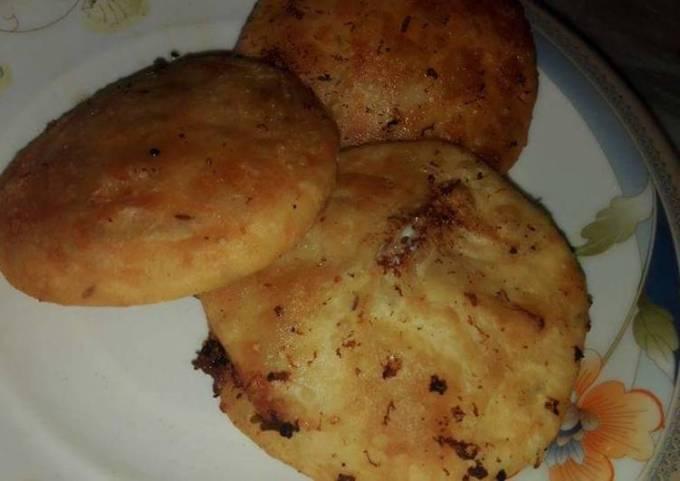 Cheese kachori