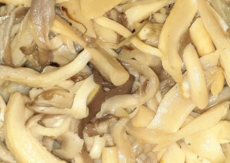 Oseng oseng jamur tiram