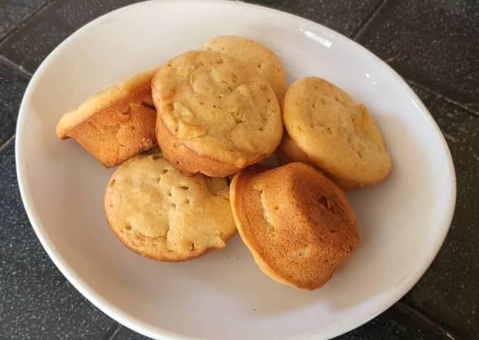 Best Apple Muffins Recipe
