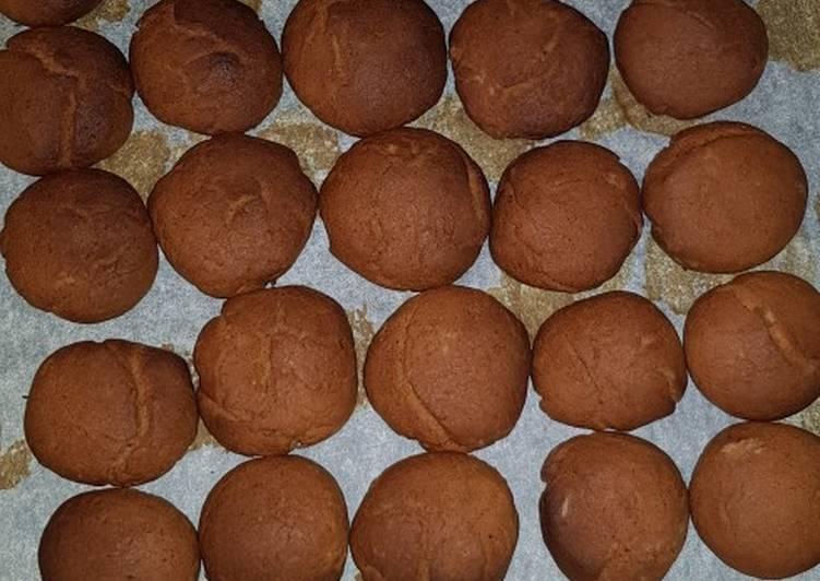Recipe: Yummy 3 ingredients Biscotti (light version)