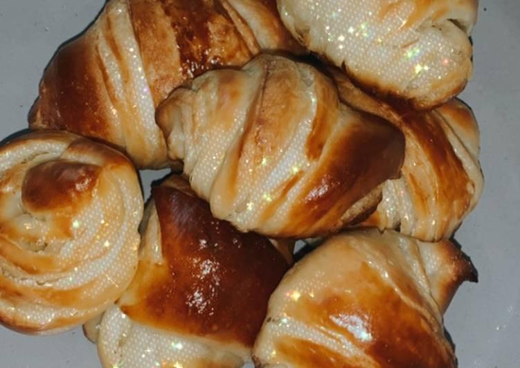 Baby Croissants