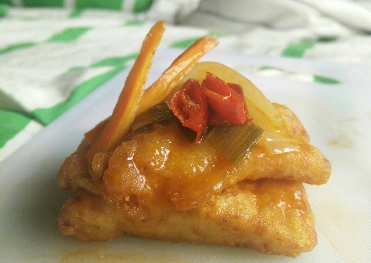 Sweet and Sour Carp Fish