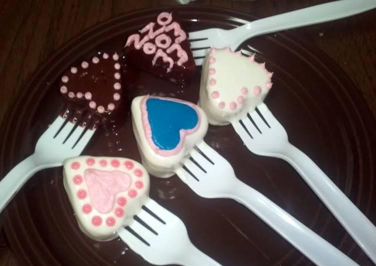 Cake Pops- no bake