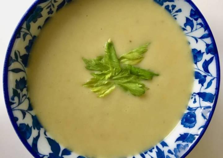 Pascal soup (vegan)