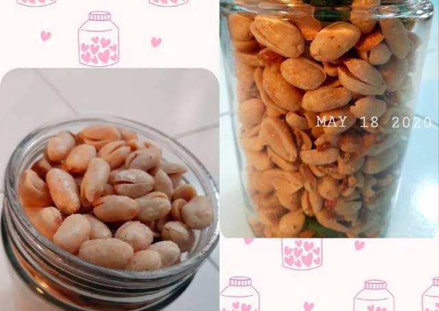 Kacang Goreng Bawang Santan