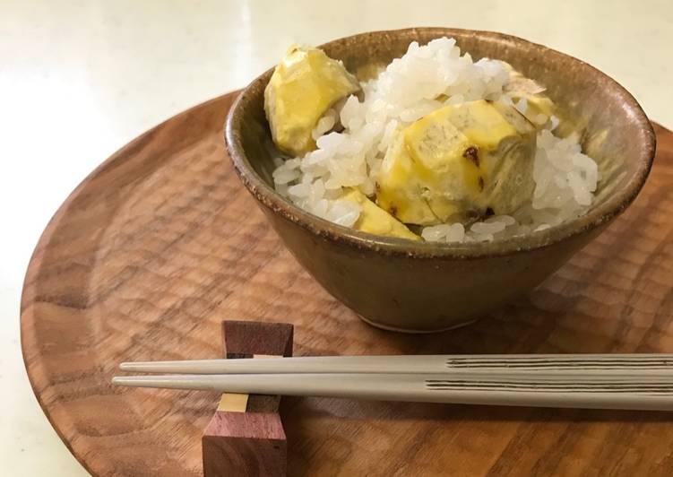 Kuri-Gohan(Chestnut rice)