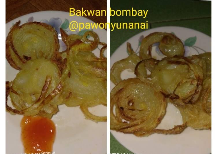 12) Bakwan bombay