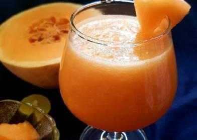 Muskmelon Juice Recipe by Maria Emmanuel - Cookpad