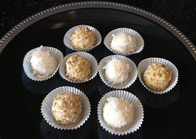 Creamy Bon-Bons