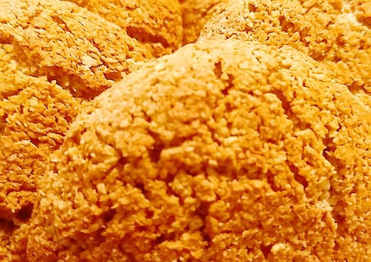 Coconut Jaggery Cookies