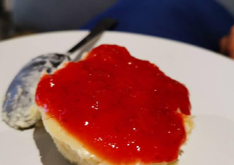Mini cheesecake Low Carb