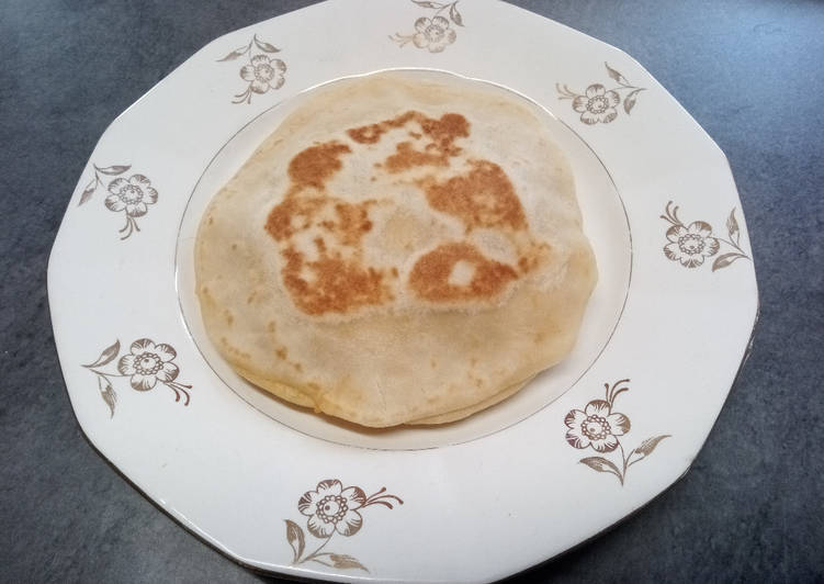 Quesadillas poulet-tomate-fromage