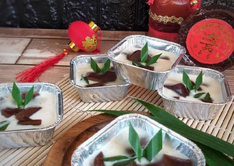 Kue Keranjang Kukus (fiber creme) ☆Minggu17☆