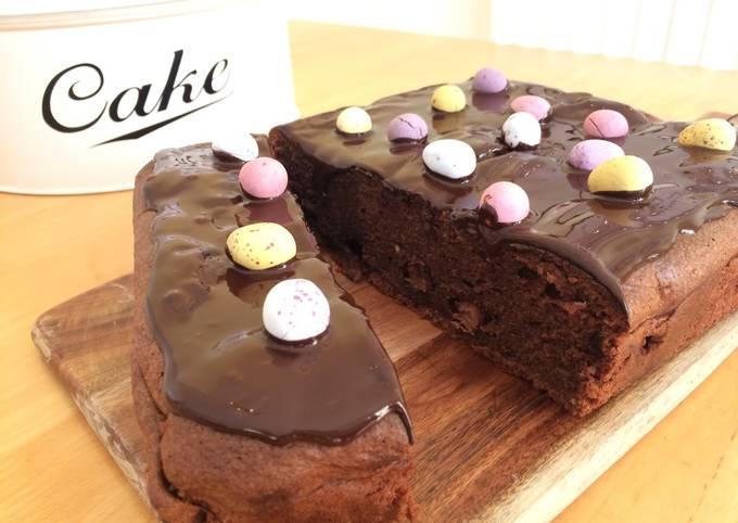 EasterBake Chocolate Mousse Cake (GF)