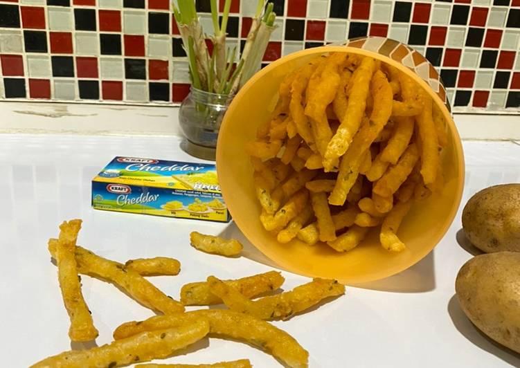 14. Potato Cheese Stik