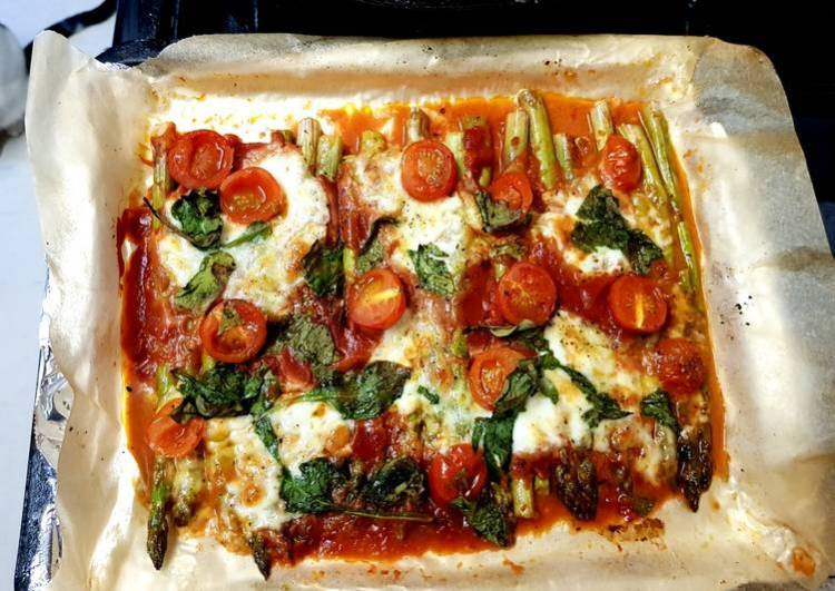 My Italian style Asparagus. 😚