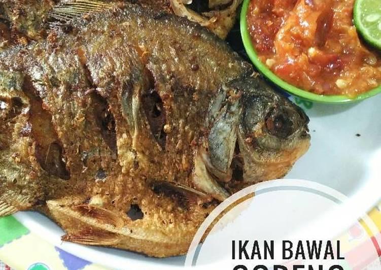 Resep Ikan Bawal Goreng Kering Oleh Laras Cookpad