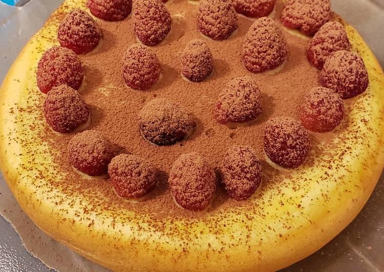 Easy Castella Cake (poundcake)