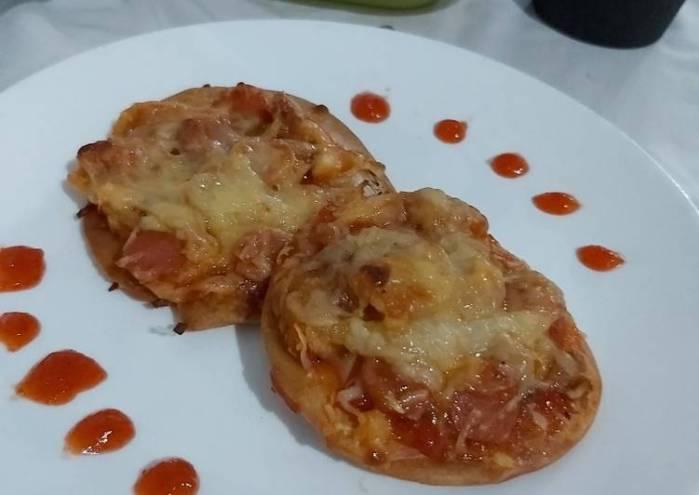 Resep Pizza Mini untuk bekal anak