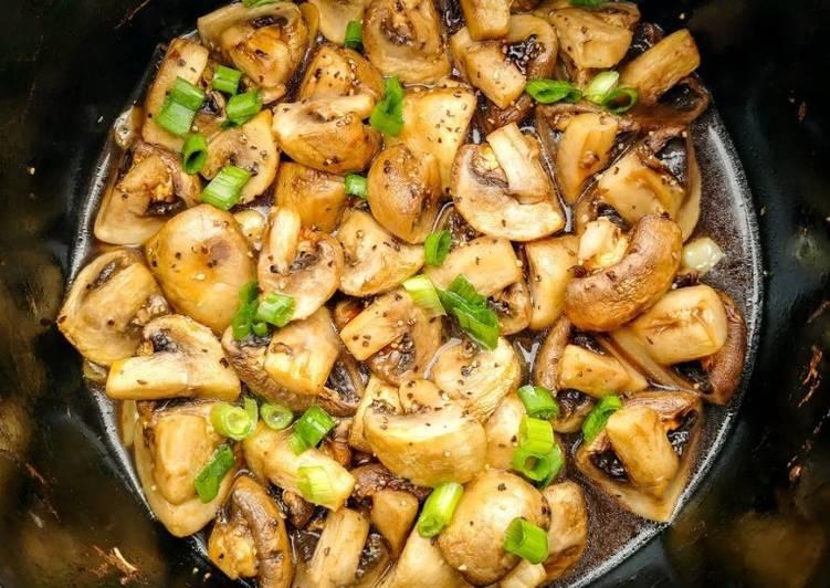 Black Pepper Mushroom