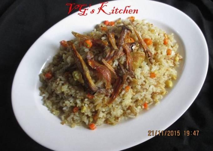 Village Fried Rice (Nasi Goreng Kampung)