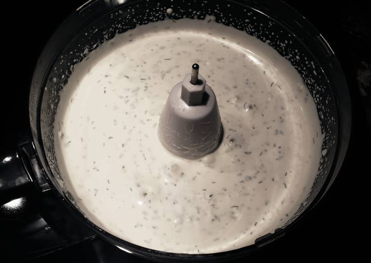Kelly's Buttermilk Ranch Dressing