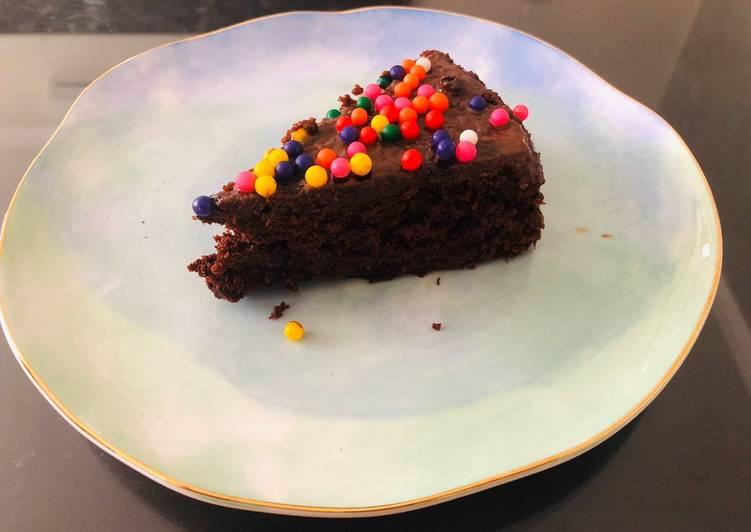 Hershey chocolate cake