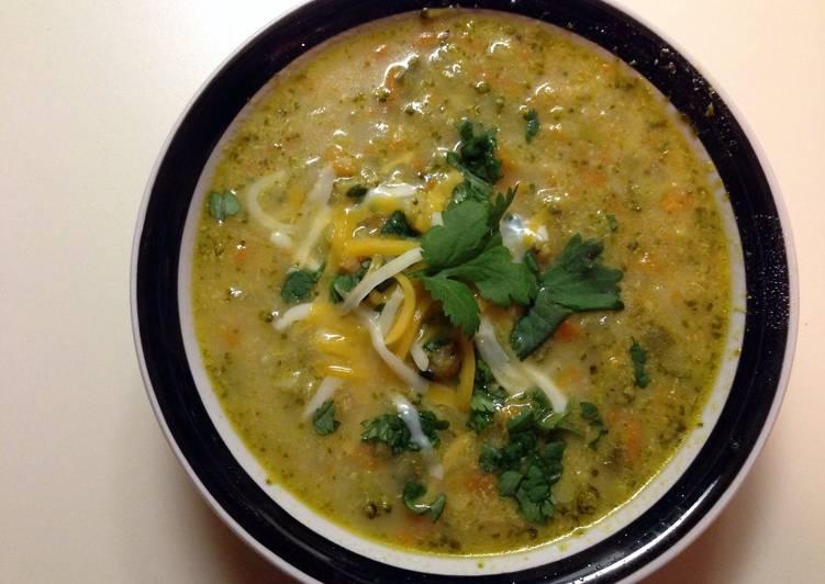 Crockpot Veggie Soup