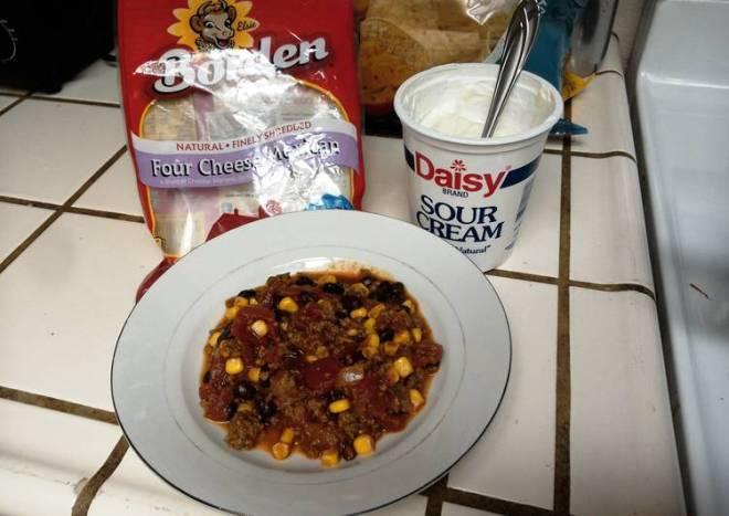 Black Bean Taco Soup